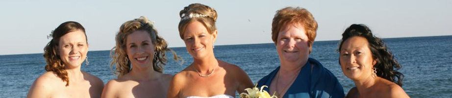 Gulf Shores Bridal Hair Services